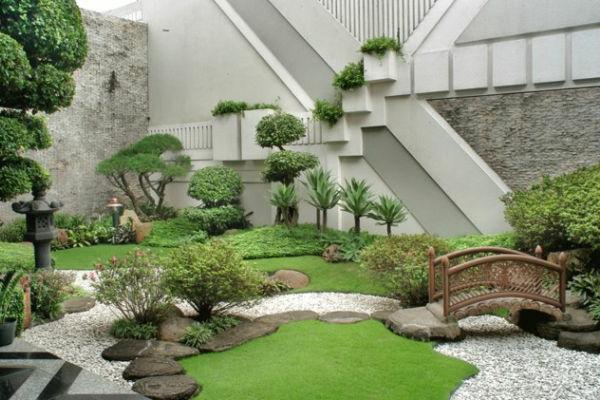 accessoire jardin deco