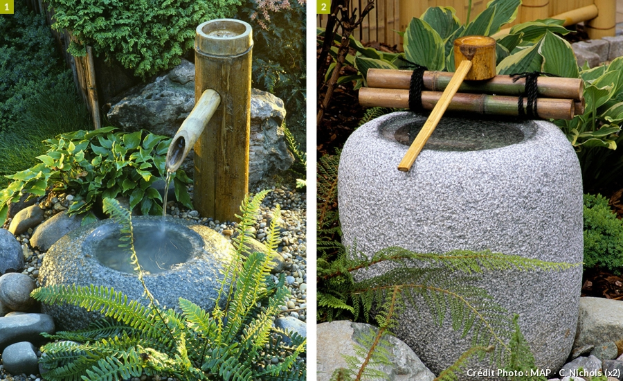 Accessoire Jardin Japonais Le Specialiste De La Decoration Exterieur