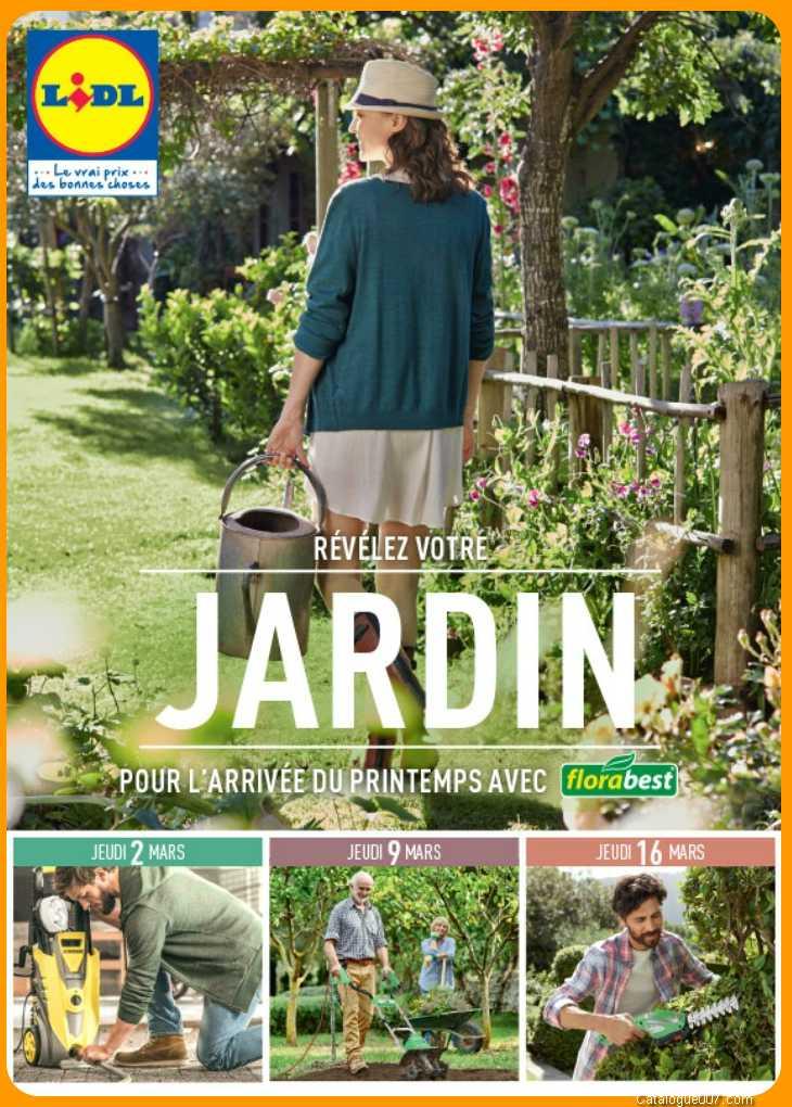 accessoire jardin lidl