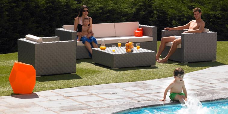 accessoire jardin piscine
