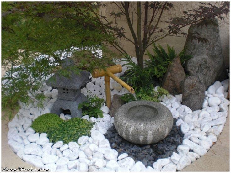 accessoire jardin zen