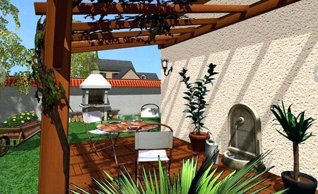 Amenagement jardin 3d logiciel gratuit mac le sp cialiste de la d coration ext rieur - Logiciel jardin 3d gratuit ...