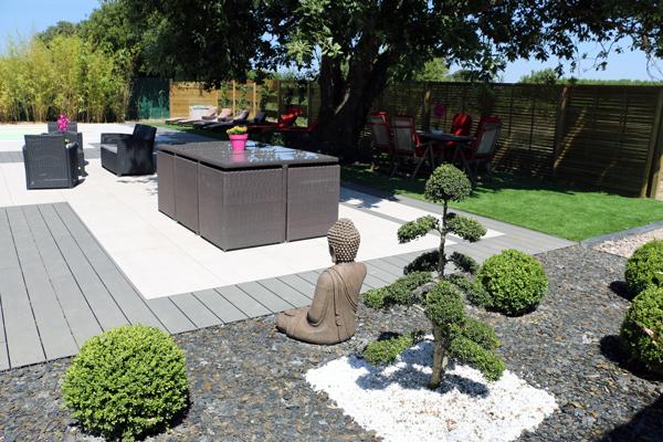 amenagement jardin 85 - le spécialiste de la décoration extérieur
