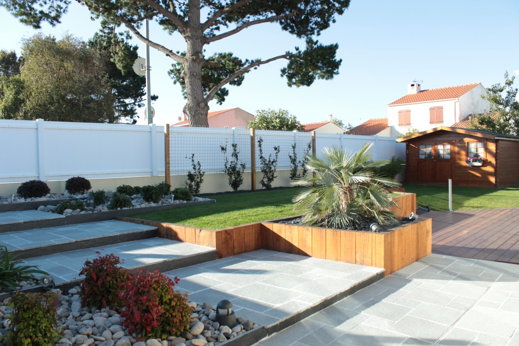 amenagement jardin 85