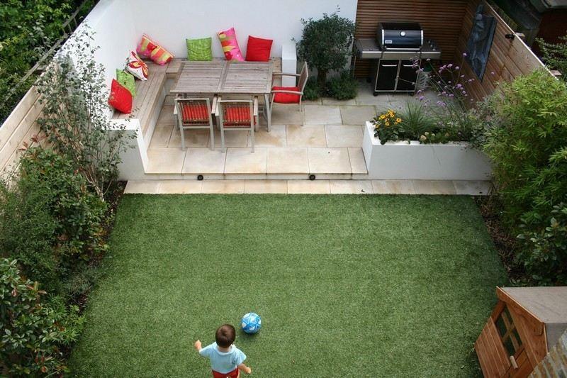 Amenagement Jardin 90m2 Le Specialiste De La Decoration