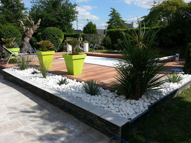 idee jardin 200m2 - le spécialiste de la décoration extérieur