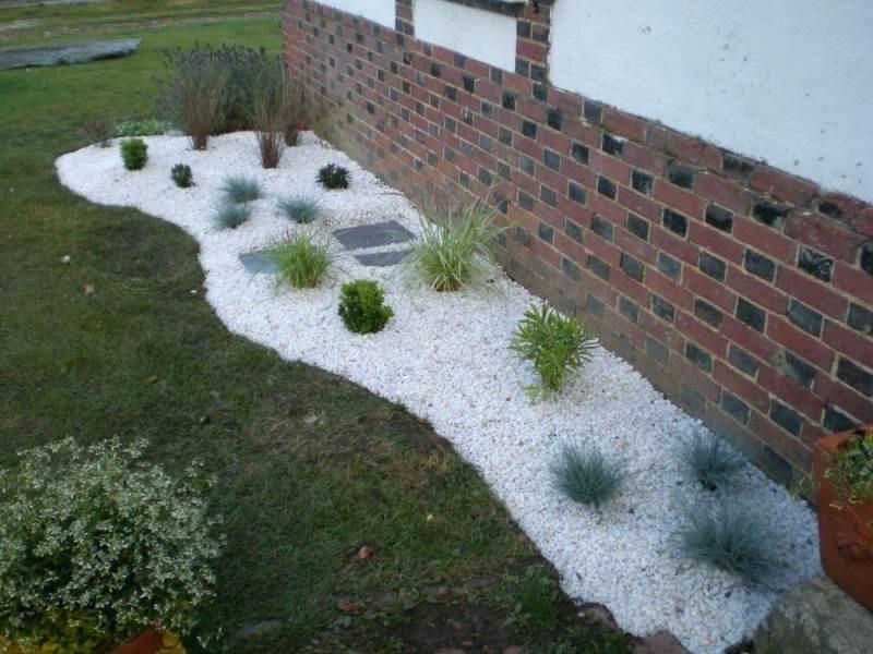 amenagement jardin avec cailloux - le spécialiste de la décoration ...
