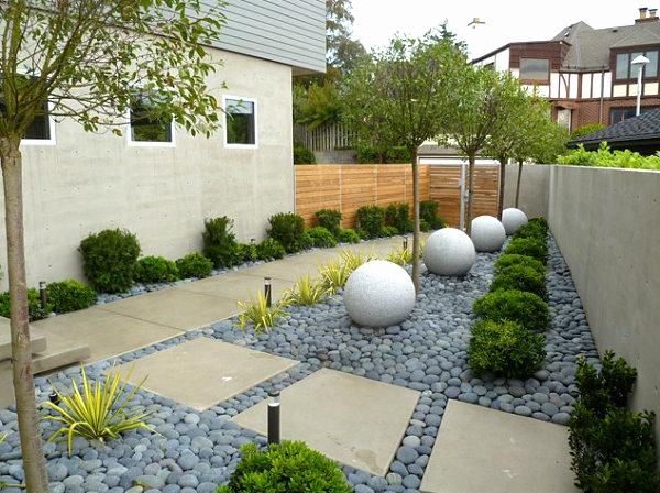 amenagement jardin avec graviers - le spécialiste de la ...