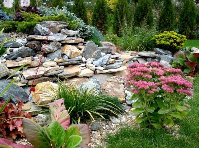 amenagement jardin avec pierre - le spécialiste de la ...