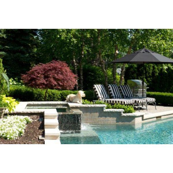 amenagement jardin avec piscine - le spécialiste de la ...