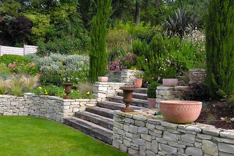 amenagement jardin bois et pierre - le spécialiste de la ...