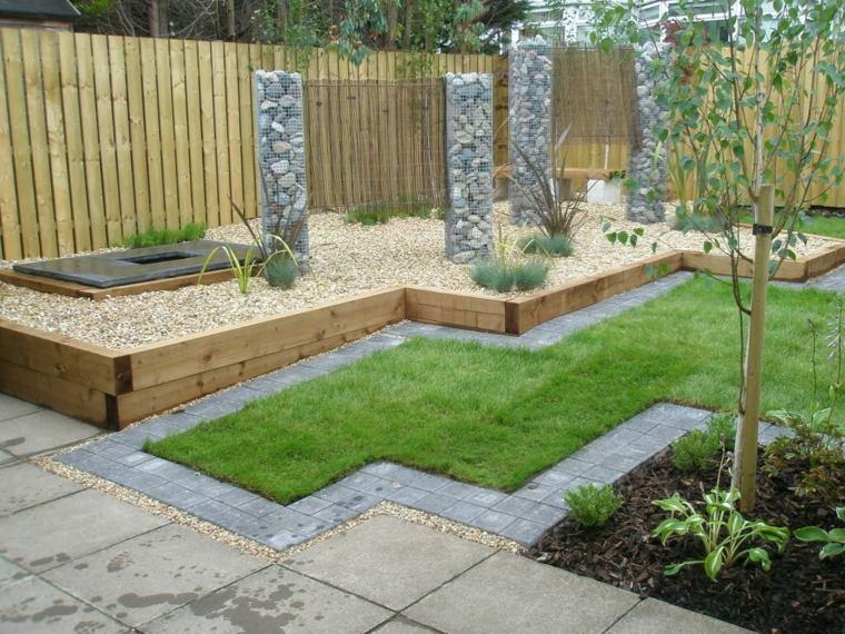 amenagement jardin bois - le spécialiste de la décoration ...