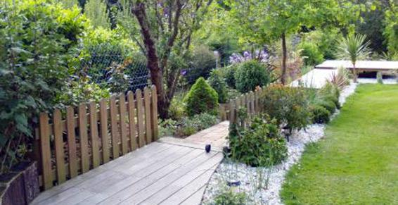 amenagement jardin brest