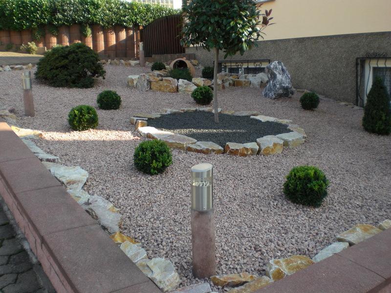 amenagement jardin cailloux blancs - le spécialiste de la décoration ...