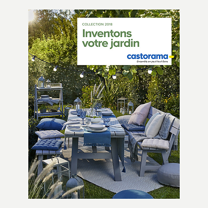 amenagement jardin castorama