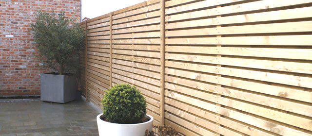 amenagement jardin cloture bois - le spécialiste de la ...