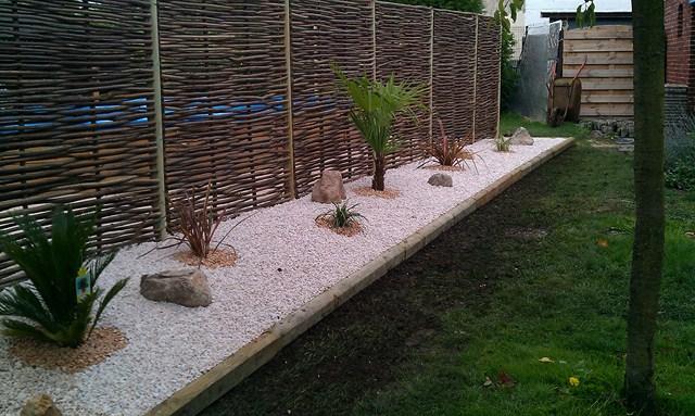 amenagement jardin contre un mur le sp cialiste de la d coration ext rieur. Black Bedroom Furniture Sets. Home Design Ideas