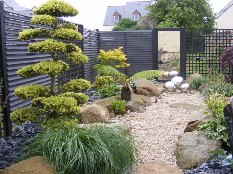 amenagement jardin couloir - le spécialiste de la décoration ...