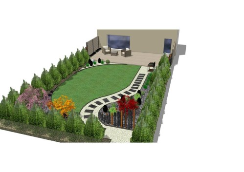 amenagement jardin design
