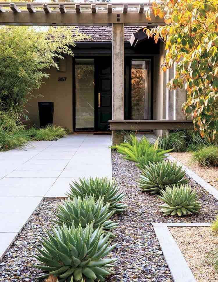 amenagement jardin devant la maison - le spécialiste de la ...