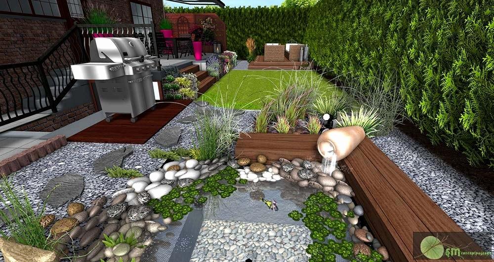 Amenagement Jardin Exterieur Zen Le Specialiste De La