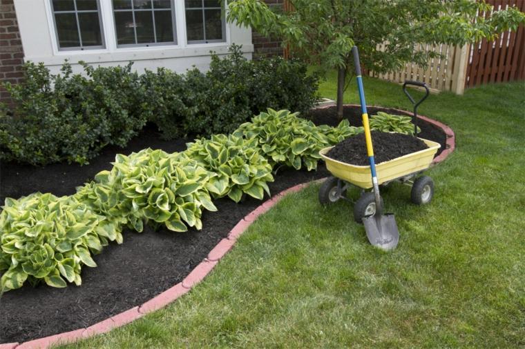 amenagement jardin fait maison