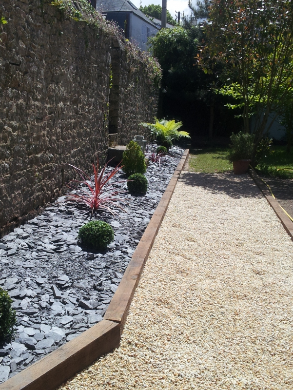amenagement jardin finistere