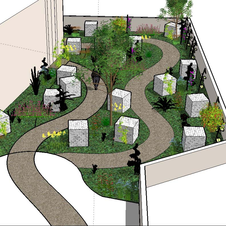 amenagement jardin formation