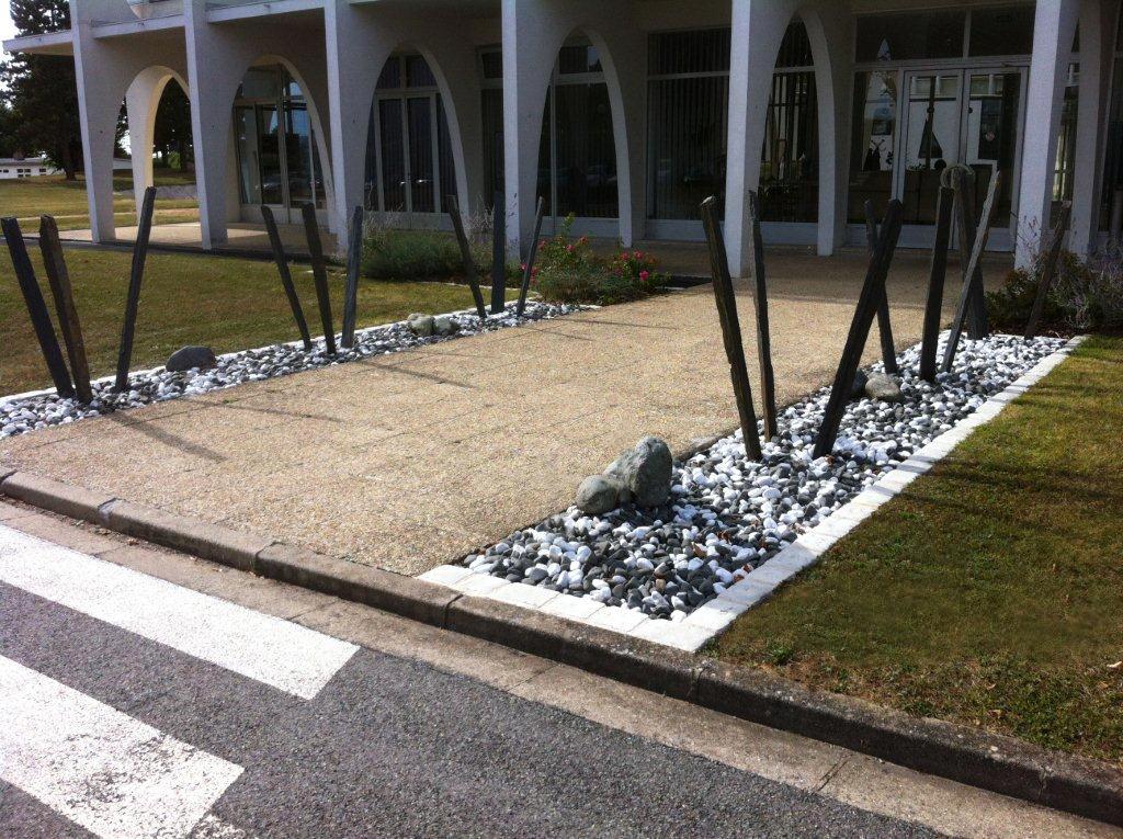 amenagement jardin galet - le spécialiste de la décoration ...