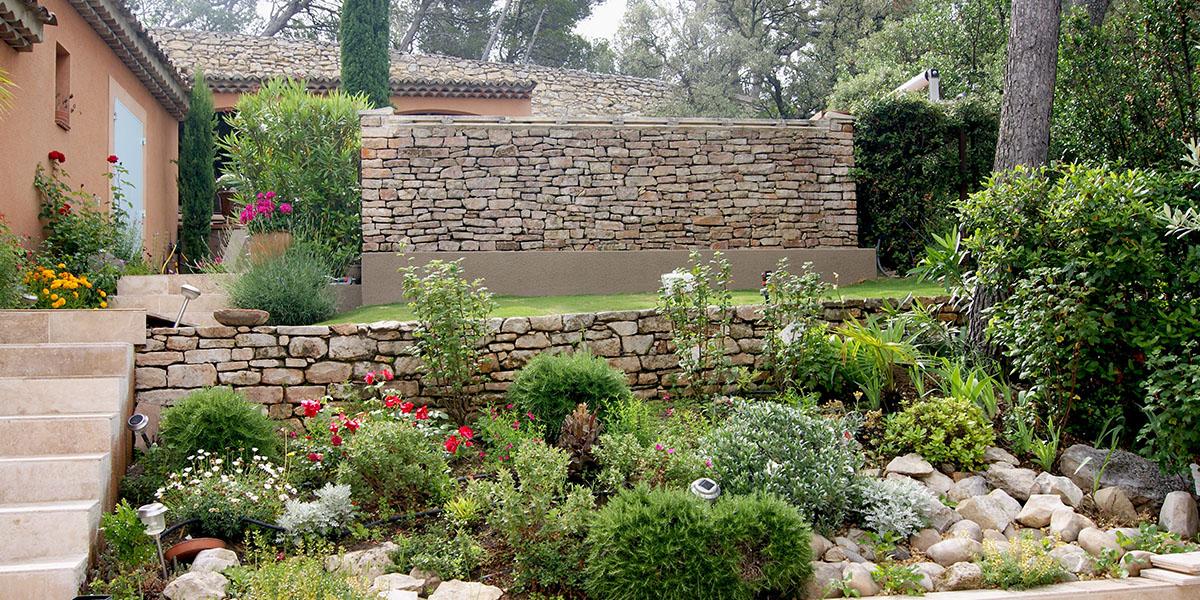 amenagement jardin gard