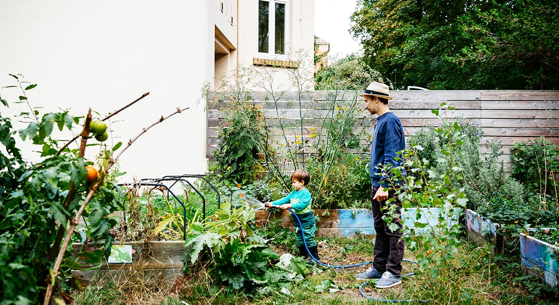 amenagement jardin locataire