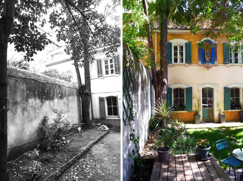 amenagement jardin maison de ville