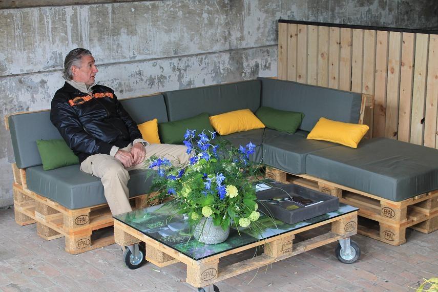 amenagement jardin palette - le spécialiste de la décoration ...