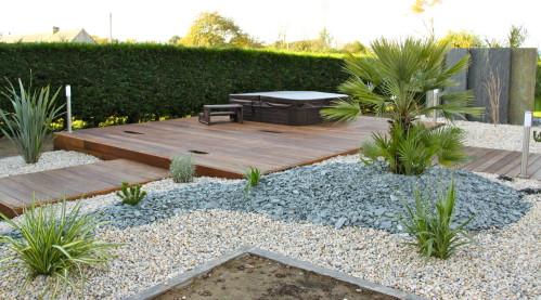 amenagement jardin palmier - le spécialiste de la décoration extérieur