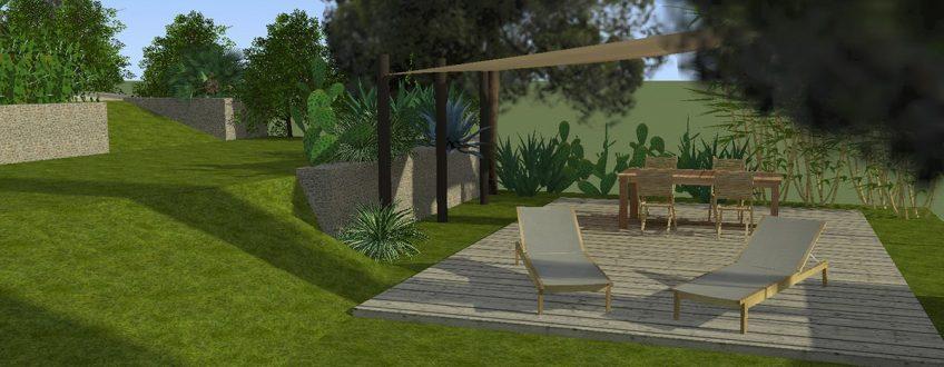 Amenagement jardin paysager logiciel gratuit le sp cialiste de la d coration ext rieur - Conception jardin 3d gratuit ...