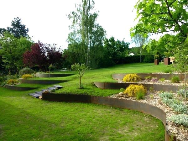 amenagement jardin pente douce - le spécialiste de la décoration ...