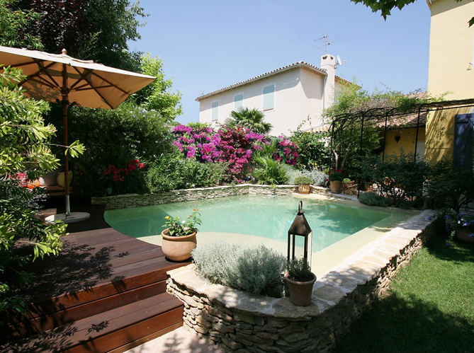 amenagement jardin piscine - le spécialiste de la décoration extérieur