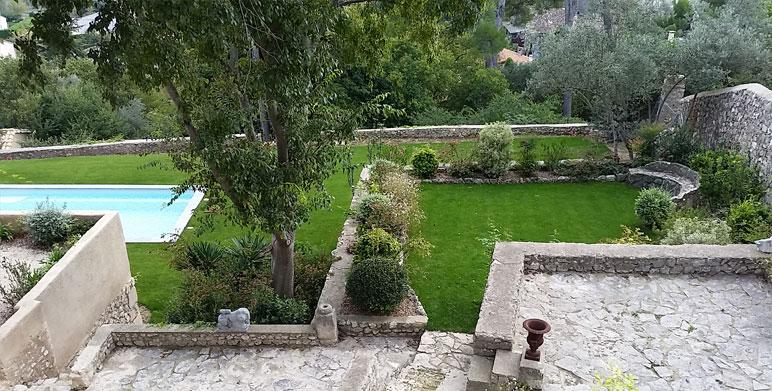 amenagement jardin restanque le sp cialiste de la. Black Bedroom Furniture Sets. Home Design Ideas