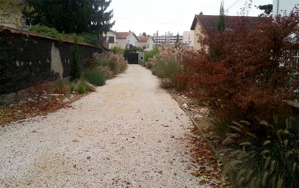 amenagement jardin roanne
