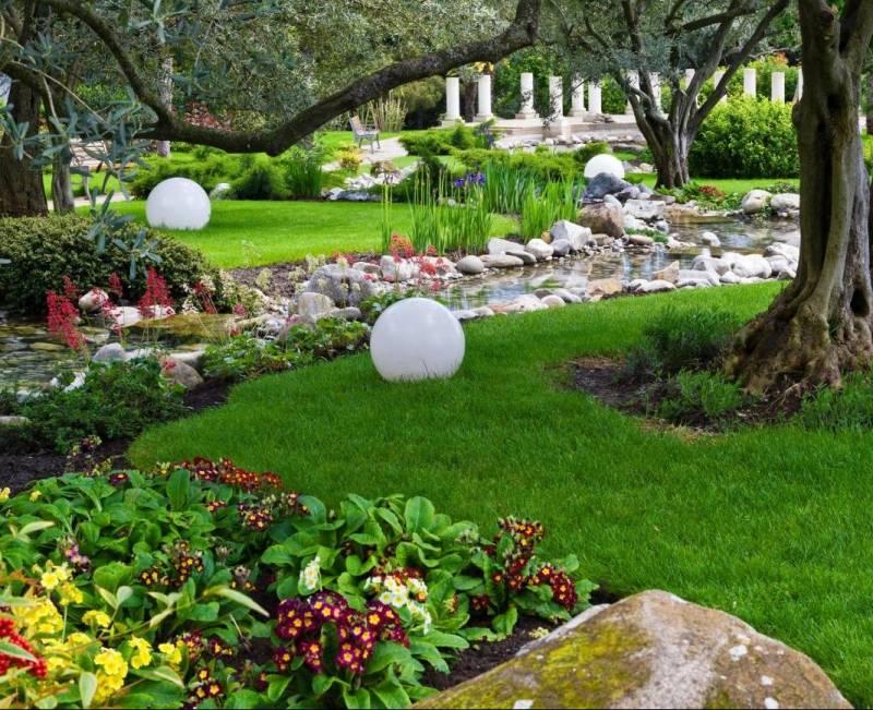 amenagement jardin rocaille - le spécialiste de la décoration extérieur