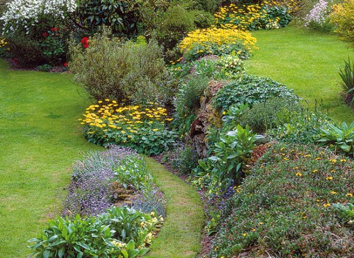 amenagement jardin talus - le spécialiste de la décoration extérieur