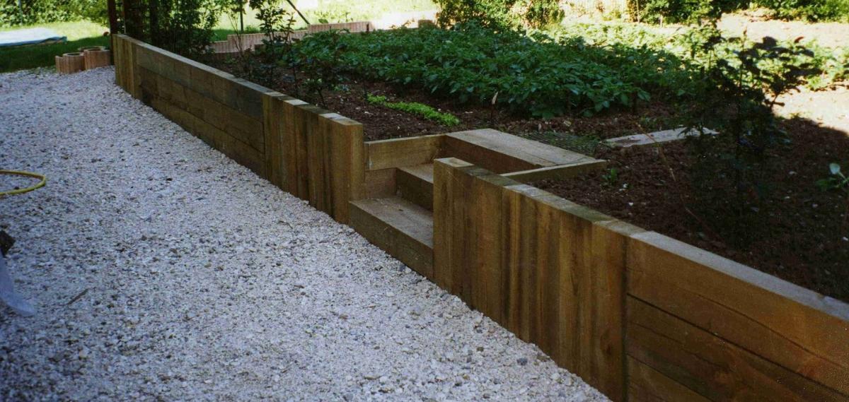 amenagement jardin traverse bois - le spécialiste de la décoration ...