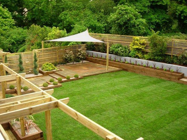 amenagement jardin triangulaire - le spécialiste de la décoration ...