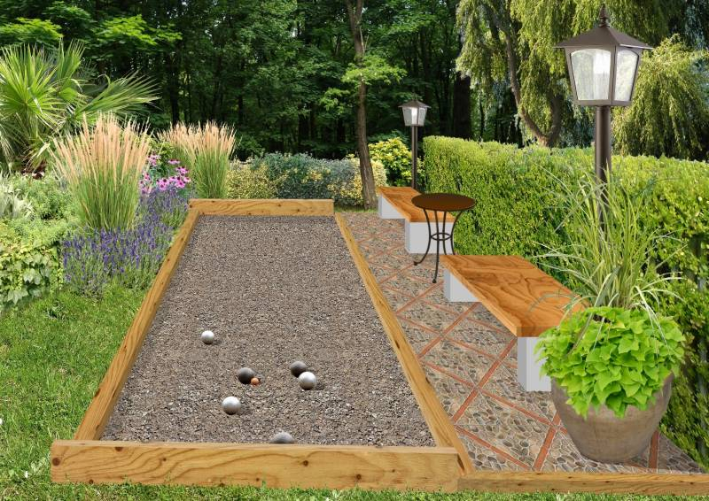 amenagement jardin virtuel