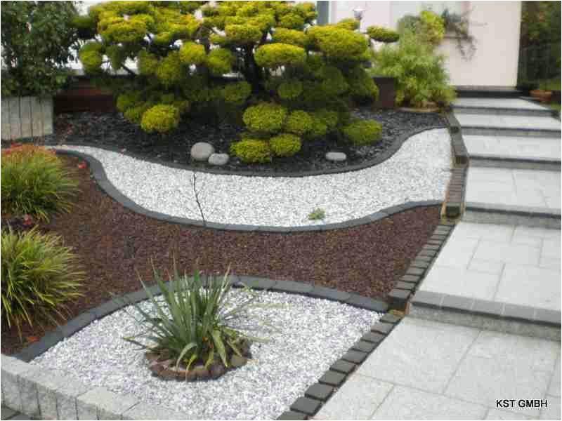 decoration exterieur avec gravier