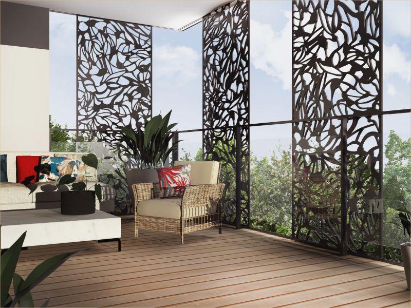 decoration exterieur balcon