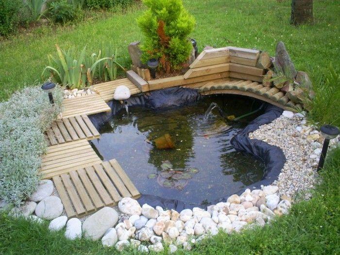 deco bassin de jardin - Materiel de bassins