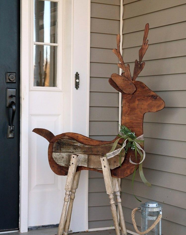 decoration exterieur bois