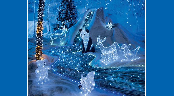 Decoration De Noel Exterieur Lumineuse.Decoration Exterieur De Noel Foir Fouille Le Spécialiste