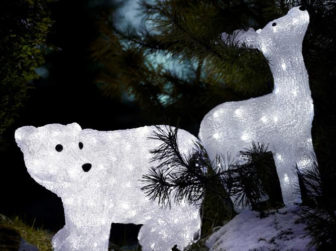 Decoration De Noel Exterieur Solaire.Decoration Exterieur De Noel Solaire Le Spécialiste De La